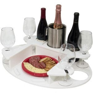 Pontoon Party Table Serving Tray - Tray Only