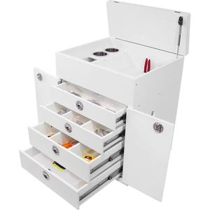 Engine Room Free Standing Tool Chest