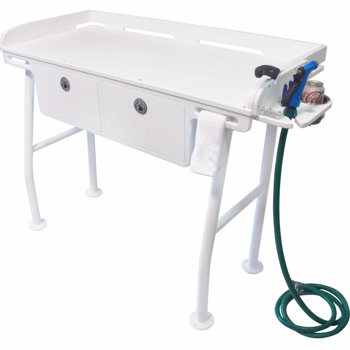 Fish cleaning table with faucet search results view for Homemade fish cleaning table
