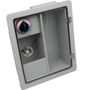 Battery Switch/Fire Extinguisher Box