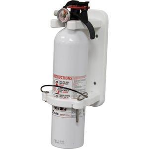 Fire Extinguisher Mounting Bracket