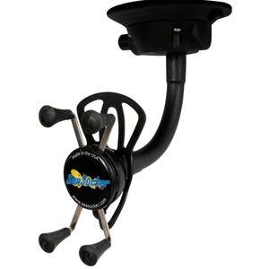 Flex-X Phone Holder with SeaSucker Vacuum Mount
