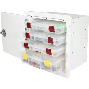 Four Tray Tackle Unit