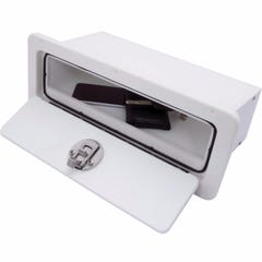 Glove Box with Integrated Seal