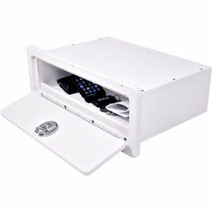 Glove Box with Retainer Lip