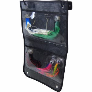"Hanging Tackle Bag 17.75"" x 12"""