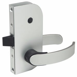 "Head Door Latch for 1/2"" Door Thickness"