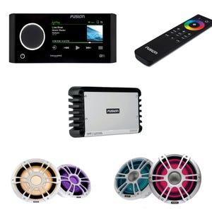Fusion Medium Audio Kit