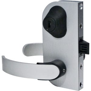 "Locking Head Door Latch for 1/2"" Door Thickness"