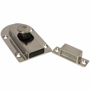 Magnetic Transom Latch