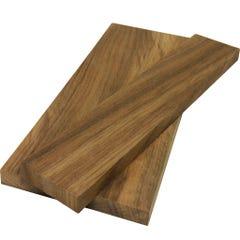 """Marine Teak Lumber .5"""" Thick"""