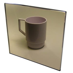 Medium/Heavy Tinted (2412) Plexiglas Acrylic Plastic Sheet