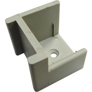 "Pontoon Gate Door Stop with Ribs for  1 1/4"" Tubing"