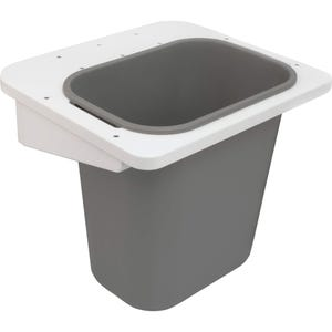 Pontoon Trash Can Unit