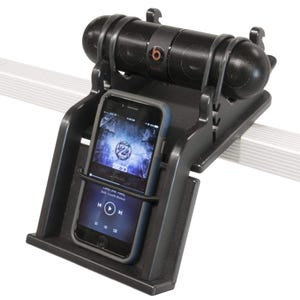 Pontoon Universal Speaker and Phone Holder