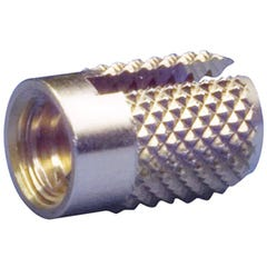 #8-32 Press in Threaded Insert