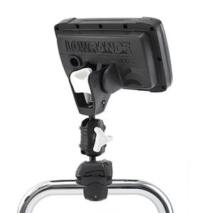 ROKK mini HOOK2 Pro Mount Kit with Rail Clamp