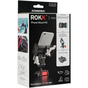ROKK Mini for Phone with Screw Down Base
