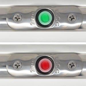 LED Rub Rail Nav Lights