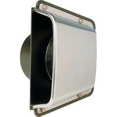 Shell ventilator
