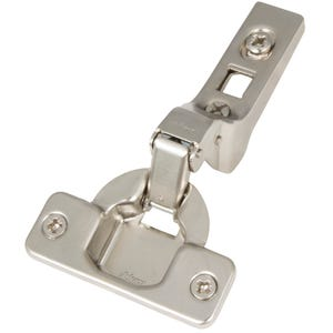 Self Closing Concealed Hinge - Inset 100 Degree Opening