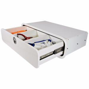 Single Drawer Unit with Aluminum Frame