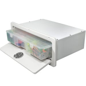 Tackle Storage Box - Single Flambaeu Tray