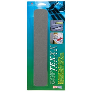 "Softex Textured Anti-Slip Strip 2"" x 12"" - 6 pack"