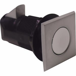 Square Push Button Latch