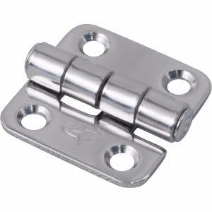 "Stainless Steel Butt Hinge 1.5"" x 1.5"""