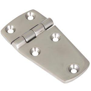 "Stainless Steel Butt Hinge 1.5"" x 3"""