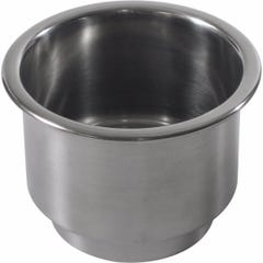 """3.5"""" Stainless Steel Cup Holder"""