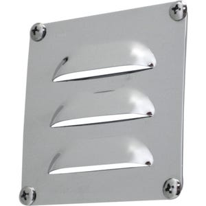 Stainless Steel Louver Ventilators