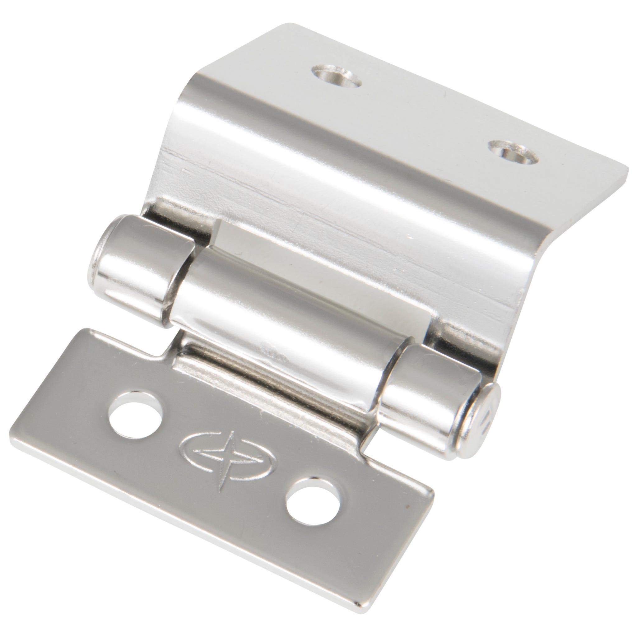 """Stainless Steel fset Hinge 2"""" x 1 50"""""""
