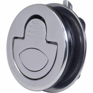 Stainless Steel Slam Latch with Nylon Housing