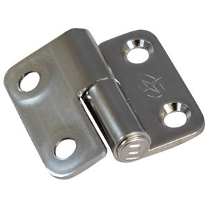 "Stainless Steel Take-A-Part Hinge 1.5"" x 1.5"""