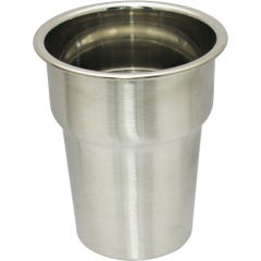 """4.5"""" Stainless Steel Tumbler Cup Holder"""