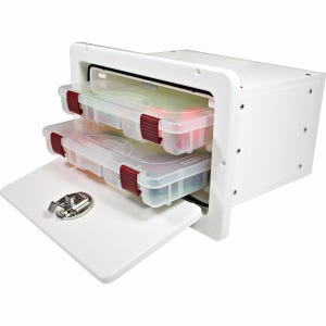 Tackle Box - 2 Plano Trays