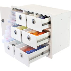 Tackle Station 6 Drawer, 7 Tray