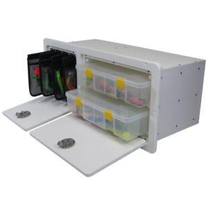 Tackle Storage Center - 2 Tray, 4 Bag