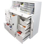 Tackle Storage Station - 20 Tray, 12 Drawer