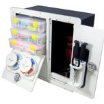 Tackle Storage System - 3 Tray, Tool Holders