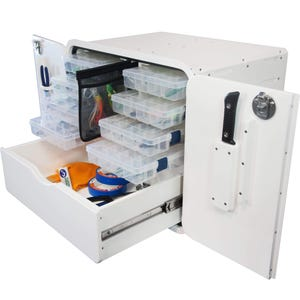 Tackle Storage Unit - 1 Drawer, 8 Tray