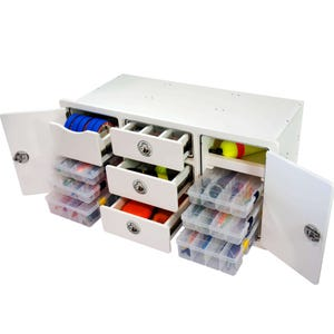 Tackle Storage Unit 4 Drawer, 6 Tray
