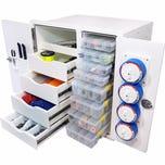 Tackle Storage Unit - 4 Drawer, 8 Tray
