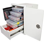 Tackle Storage Unit - 4 Tray, 1 Drawer