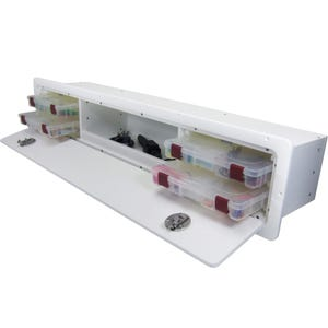 Tackle Storage Unit - 4 Tray and Catch-All