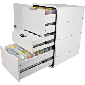 Tackle Unit - 3 Drawer 12 Tray