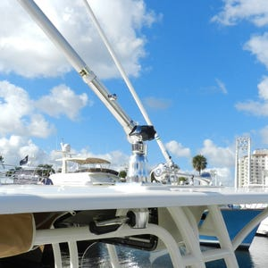 Top Mounting Grand Slam 280 Outrigger Pair