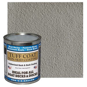 Tuff Coat Fine/Smooth Deck Coating